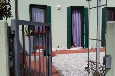 Casa con giardino Sant Erasmo VE - Venedig - Wohnung