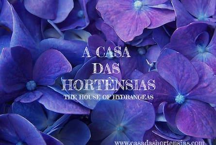 A Casa das Hortênsias | The House of Hydrangeas - Casa
