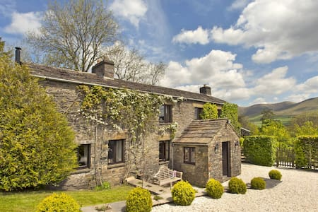 FIR TREE FARM, Firbank, Kirkby Lonsdale, Cumbria - Kirkby Lonsdale - House