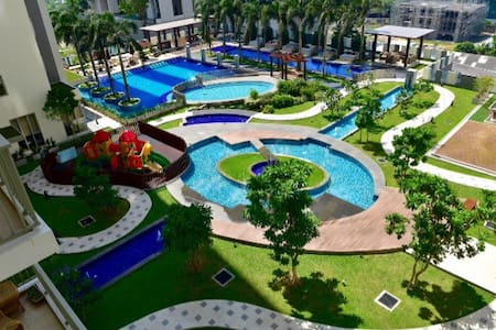 Luxury Resort Apart-Central Colombo - Apartament