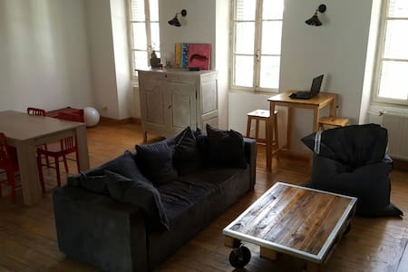 Appartement lumineux hyper centre - Cahors