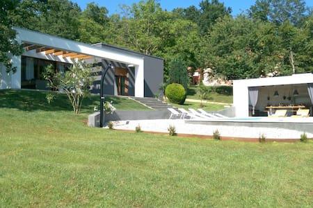 Villa ZAZ - modern house in a rural peace - Heki - Villa