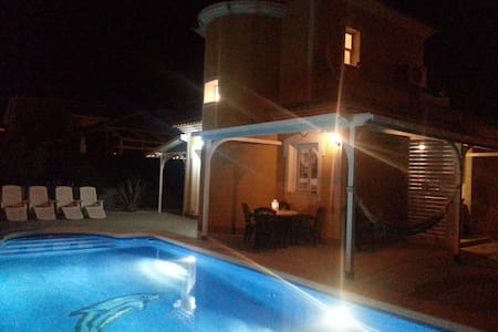 *SPANISH VILLA WITH SWIMMINGPOOL XL - Mazarrón - Villa