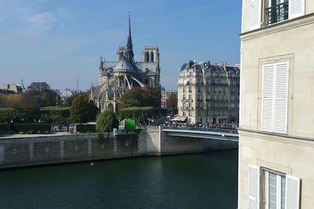 The View Notre Dame