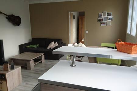 Bel appartement au centre de St-Cyr-sur-Loire - Saint-Cyr-sur-Loire - Apartment