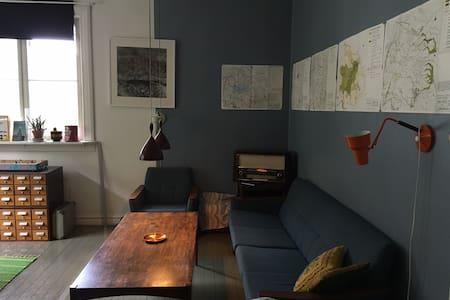 Villa Gryta - Rjukan - Apartment