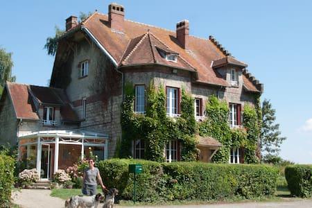 La Ferme de Rouge Maison - Vailly-sur-Aisne