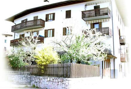 appartamento nel cuore della Val di Non - Wohnung