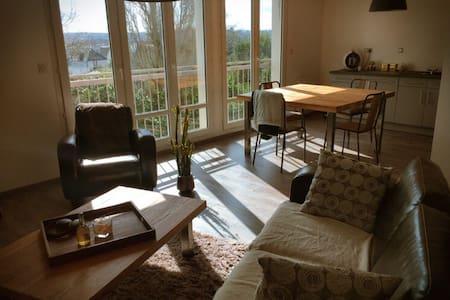 Appartement neuf/calme à 10mn/pied du centre ville - Apartment