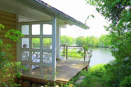 Haus am See * Ferienhaus PEPPI - Güster