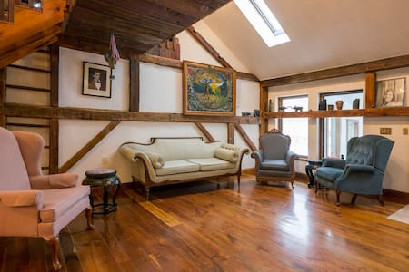 Chester County's Brandywine Valley-Comfortable Bed - Coatesville - Hus