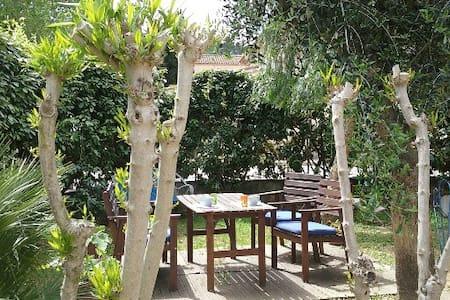 Chambre individuelle avec jardin - Rumah