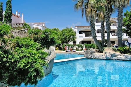 Apartment in Cala en Porter Menorca - Huoneisto