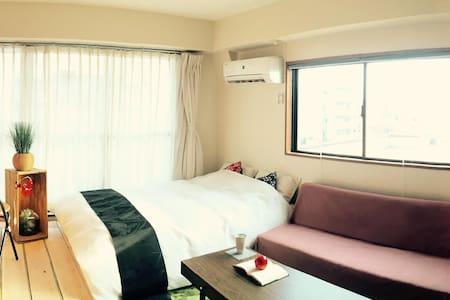 KINSHICHO5minWALK MAX5 ASAKUSA5min TOP FLOORWi-Fi  - Apartment