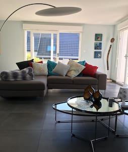 Maison spacieuse et lumineuse avec grande terrasse - Reitwiller - Haus