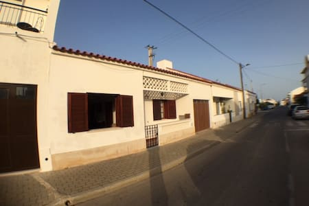 Typical house in Algarve - Luz (Luz de Tavira)