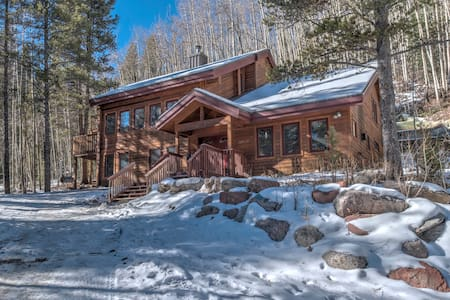 Ski Getaway 3 miles from Breck - Blue River - House