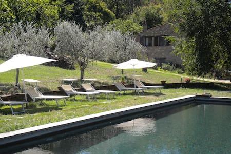 Villa in Umbria with pool and wifi - Otricoli - Villa