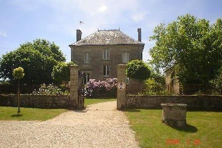 Clamensac Manor, Correze, Limousin - Saint-Julien-aux-Bois