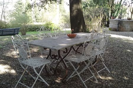 Cozy apt in Siena's countryside - Castello-belle Poppe-fabbricacc - Apartment