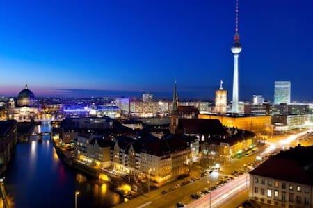 Im Herzen Berlins 1 Zimmer - Berlin - Apartment