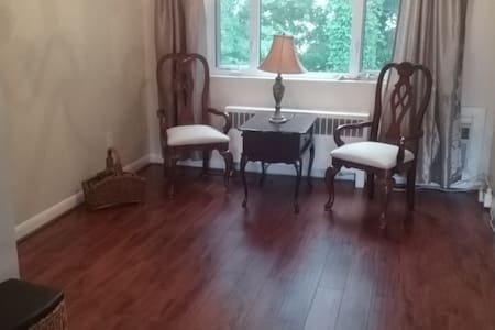 Cozy condo acrosse of Metro station - Bethesda - Appartement