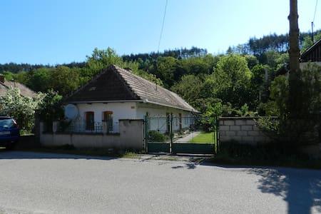 Patakparti vendégház Cserépváralja - Gästehaus