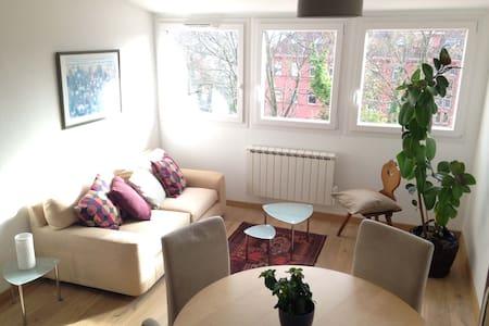 Côte de Saverne, beau et lumineux appartement 3-4P - Saverne - Appartement