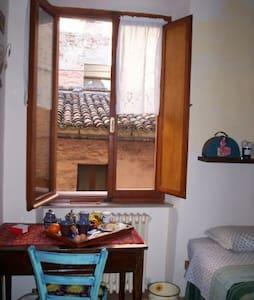 Camera con ingresso e bagno privato - Inap sarapan