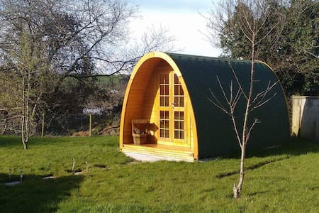 Pete's Pad Garden Glamping - Fermoy - Outro