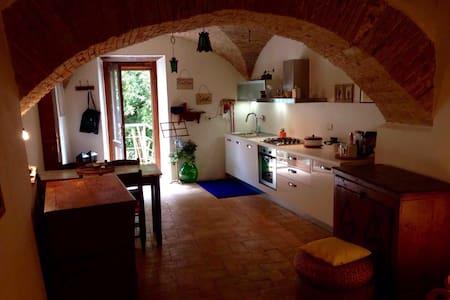 LOFT A SORPRESA IN CENTRO STORICO - Spoleto - Loft