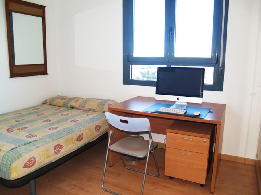 Habitación doble 1 Doble room 1