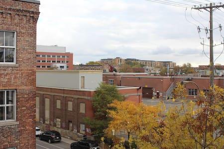 Cozy Studio in downtown Montreal - Montréal - Apartment