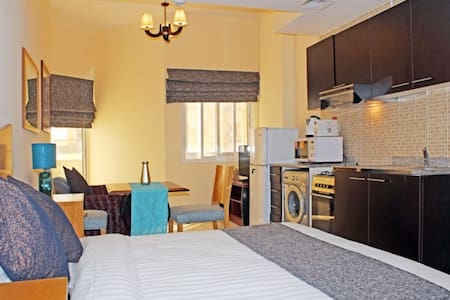 # 710 Silicon Gates 2 Studio Apt - Dubai - Apartment