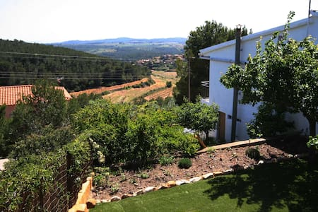 Spanish Country Villa with pool and gardens - Masllorenç - House