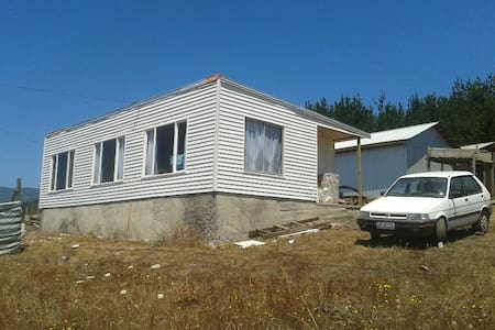 2 single-bedrooms at the coast - Curanipe - Bed & Breakfast