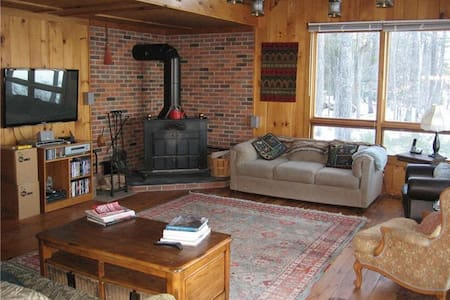 Maine Lakeside Home in the mountains - Bridgton - House