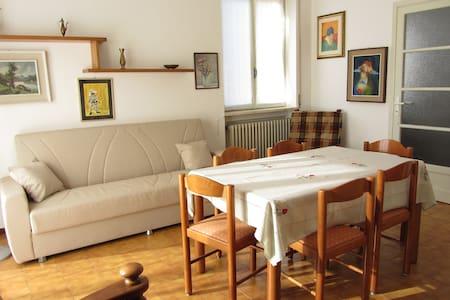 Appartamento luminoso e tranquillo - Wohnung