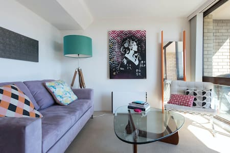 Spacious. Views. Light. Proximity. - Potts Point - Apartment
