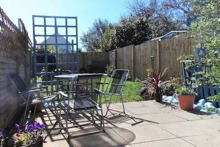 Blanketts dog friendly cottage - Williton - Hus