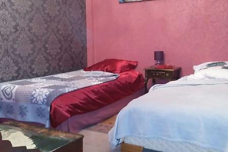 Chambre accueillante en montagne - Appartamento