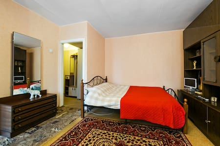 Charming 1 Room Apt. Near Center - Appartement