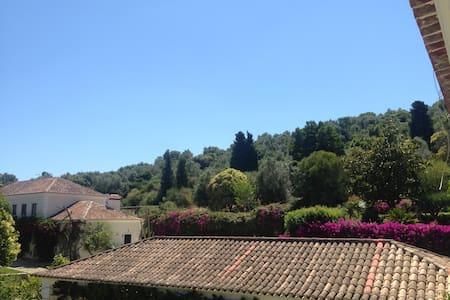 Beautiful Palazzo with pool & tennis court. - Palmela - Villa