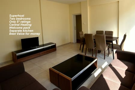 Aspasia 2 Bedroom flat - Flat