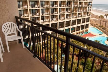 Beach Cove Resort Suite 520 - Wohnung