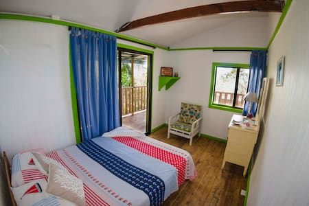 Providencia Sunset View Bed and Breakfast - Szoba reggelivel
