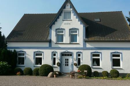 Ferienwohnung im idyll. Bauernhaus - Huoneisto