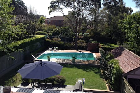 Large Federation home Gladesville - Hus