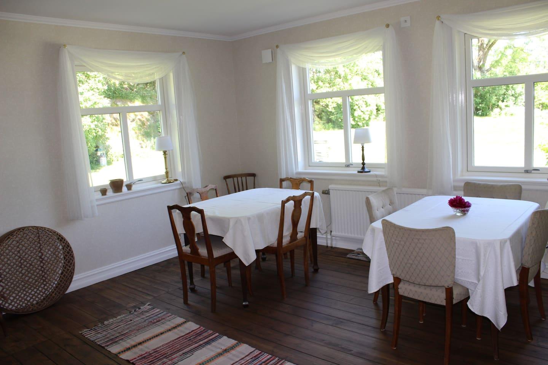 Lantliga villa charlotta   bed & breakfasts for rent in tanum n