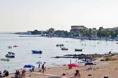 Casa sulla spiaggia di Porto Cesareo - Wohnung